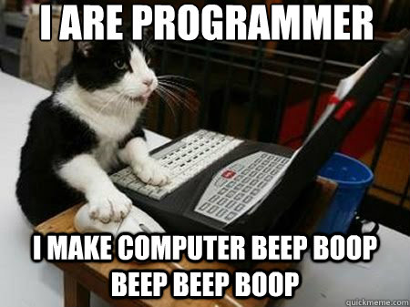 The Kitten Programming Language